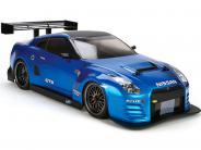 Vaterra Nissan GTR GT3 V100-C 4WD 2.4Ghz